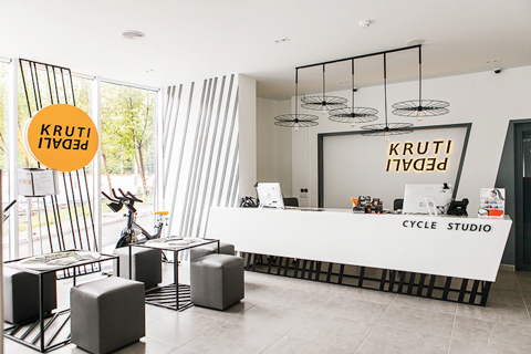 KRUTI PEDALI - cycle studio