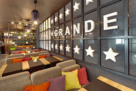 Cafe-lounge GRANDEE