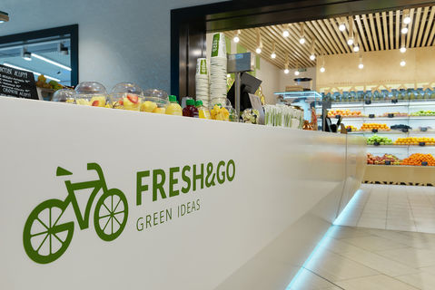 FRESH & GO green ideas